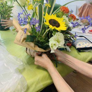 東横線お花教室
