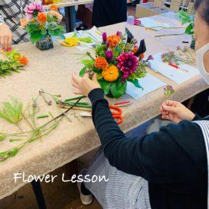 金沢区のお花教室