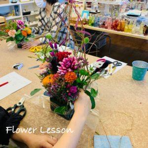 お花教室 体験教室
