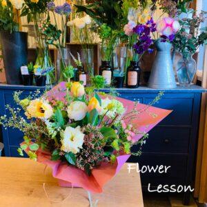 金沢区花屋 お花教室