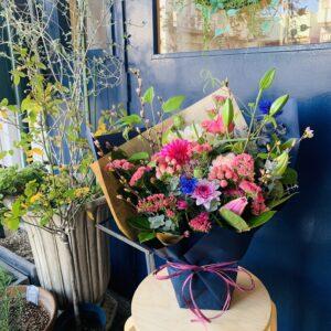 金沢区花屋のお花教室