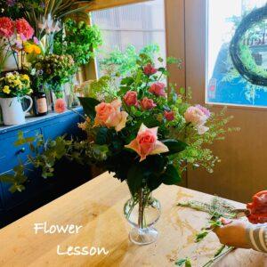 金沢区お花教室