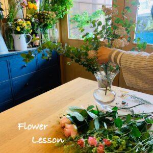 お花教室 体験