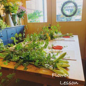 体験お花教室 横浜