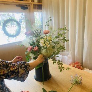 おしゃれお花教室 横浜